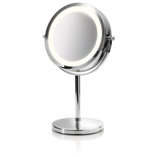 Купить Зеркало косметическое настольное Medisana CM 840 с подсветкой серебристый