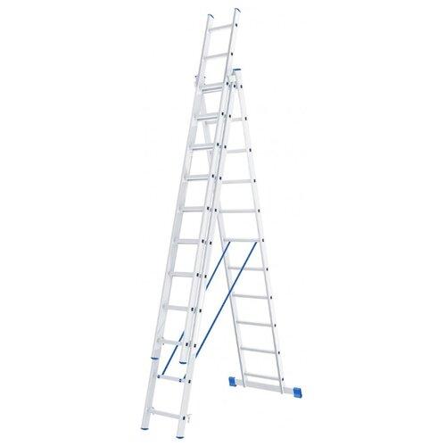 Лестница трансформер 3-секционная Сибртех 97821