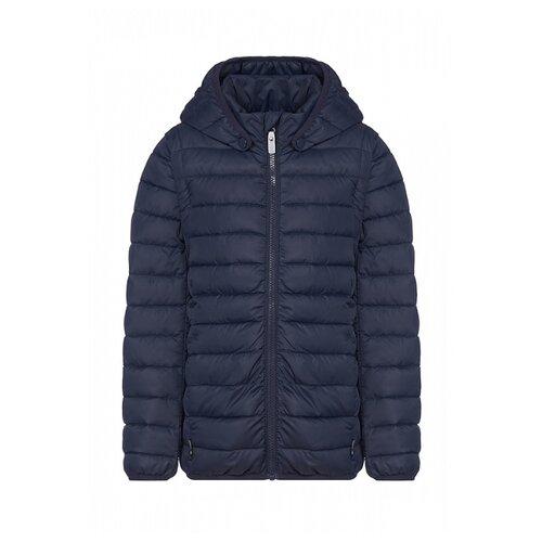 Куртка Oldos Монтана ASS203T1JK31 размер 116, темно-синий футболка для плавания oldos размер 116 темно синий голубой
