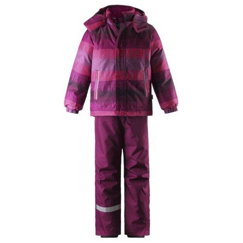 Комплект с брюками Lassie Raiku 723732-4841 размер 110, розовый