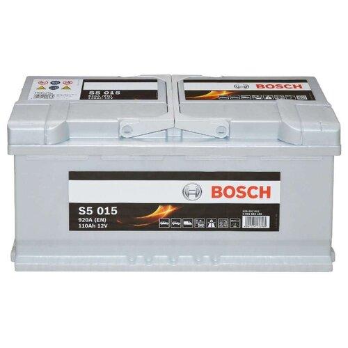 Автомобильный аккумулятор Bosch S5 015 (0 092 S50 150)