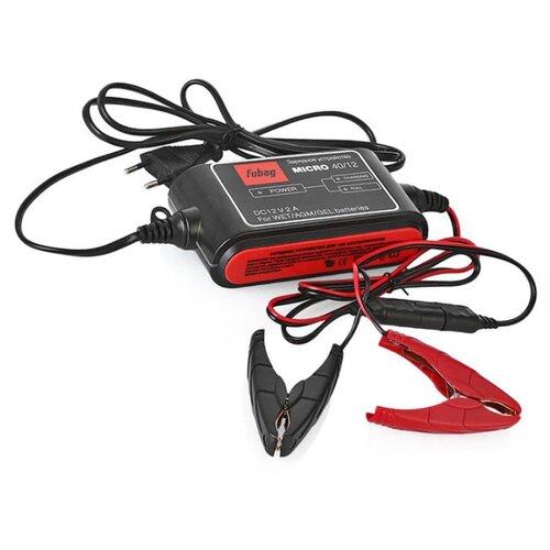 Зарядное устройство Fubag Micro 40/12 черный/красный зарядное