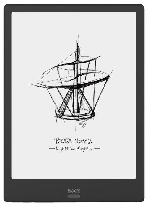 Электронная книга ONYX BOOX Note 2 черный