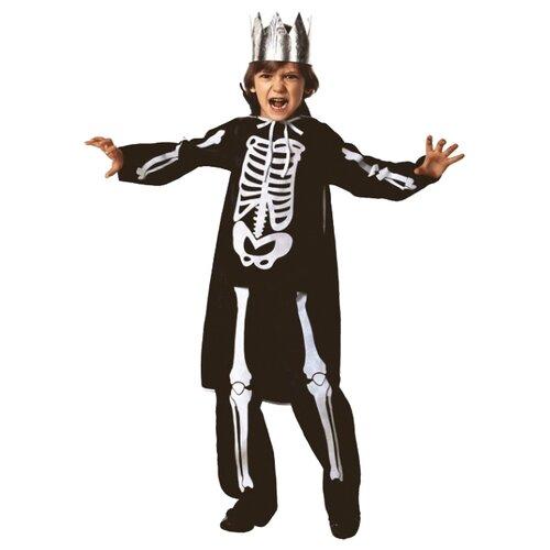 Костюм Батик Кащей Бессмертный (7023), черный, размер 158, Карнавальные костюмы  - купить со скидкой