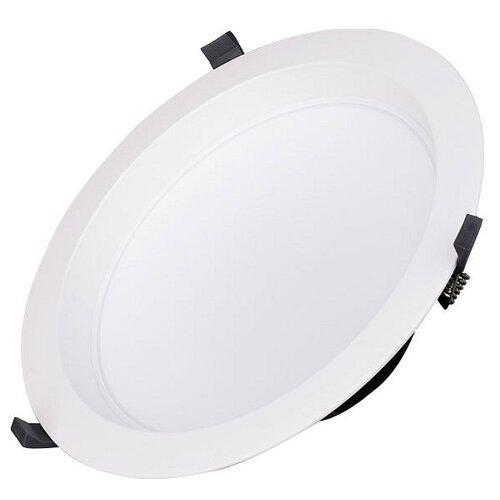 Встраиваемый светильник Arlight IM-280WH-Cyclone-40W цена 2017