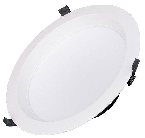 Встраиваемый светильник Arlight IM-280WH-Cyclone-40W