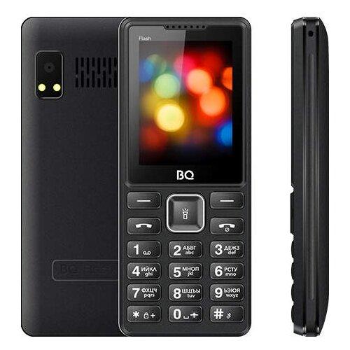 Телефон BQ 2444 Flash черный телефон