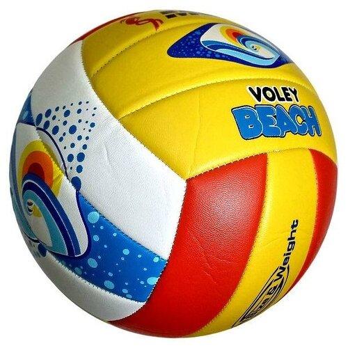 Волейбольный мяч Meik 511 красный
