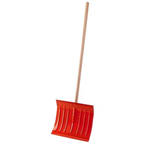 Лопата SIBIN ЛС-430 (421841) оранжевый 35x42.8 см 120 см лопата park 505 оранжевый 28x21 см