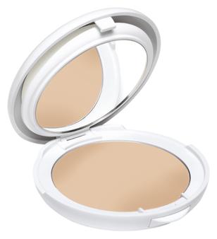 Uriage Пудра Bariesun кремовая Mineral Cream Tinted Compact SPF50+ — купить по выгодной цене на Яндекс.Маркете