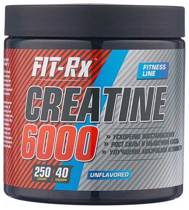 FIT-Rx Creatine 6000 250g (250 гр.), Без вкуса