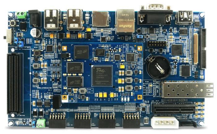 Процессорная плата MYIR MYD-C7Z020-4E1D-766-C
