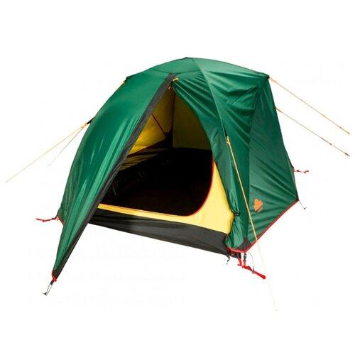 Палатка Alexika Karok 2 зеленый палатка btrace talweg 2 зеленый