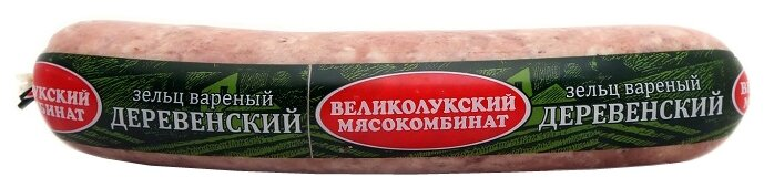 Великолукский Мясокомбинат Зельц Деревенский 330 г