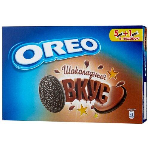 Печенье Oreo Шоколадный вкус в коробке, 228 г майка классическая printio печенье орео oreo cookies