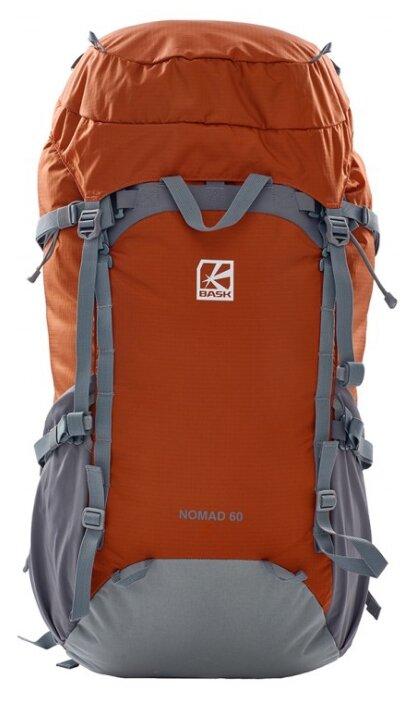 Рюкзак BASK Nomad 60 M orange
