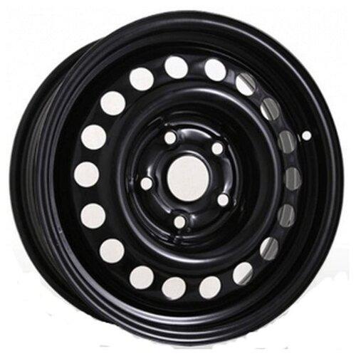 Фото - Колесный диск Trebl X40020 6.5x16/5x114.3 D67.1 ET35 Black колесный диск trebl 9980 6 5x16 5x114 3 d67 1 et52 5 black