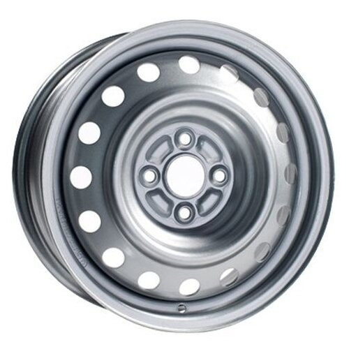 Фото - Колесный диск Trebl 64A50C 6x15/4x100 D60.1 ET50 silver колесный диск trebl 9223 6 5x16 5x114 3 d67 1 et50 black
