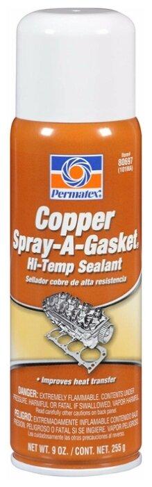 Термостойкий герметик-усилитель прокладок PERMATEX 80697