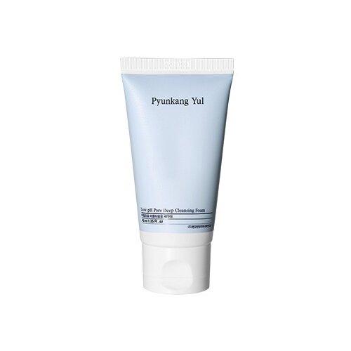 Фото - Pyunkang Yul Пенка для мягкого умывания Low pH Pore Deep Cleansing Foam, 100 мл гель пенка для умывания cosrx low ph good morning gel cleanser 50 мл