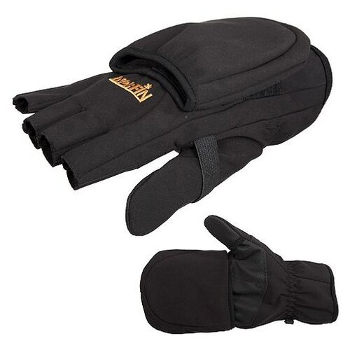 Перчатки-варежки флисовые Norfin