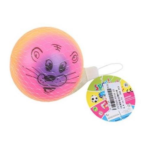 Мяч Shantou Gepai Радость розовый мяч shantou gepai арифметика зеленый желтый