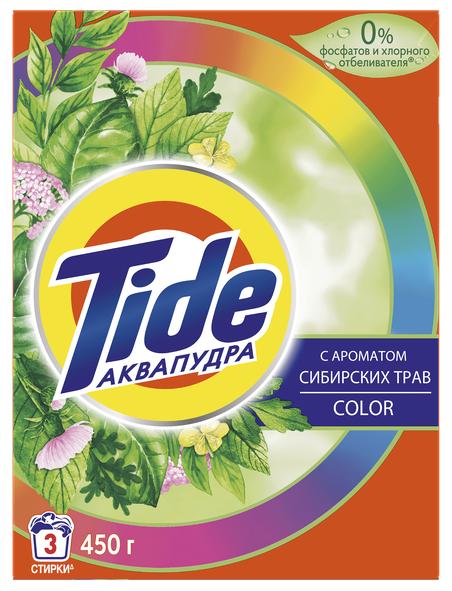 Стиральный порошок Tide Сибирские Травы Color — купить по выгодной цене на Яндекс.Маркете