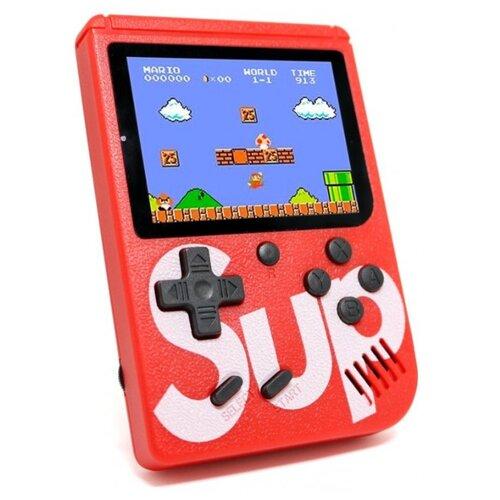 Игровая приставка Palmexx SUP Game Box 400 in 1 красный
