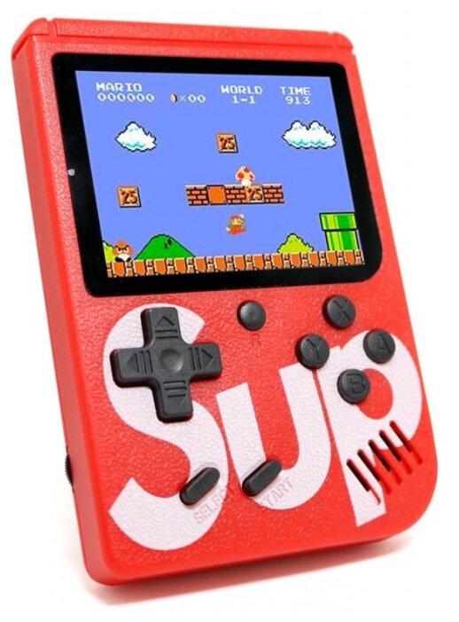 Купить Игровая приставка Palmexx SUP Game Box 400 in 1 красный по низкой цене с доставкой из Яндекс.Маркета (бывший Беру)