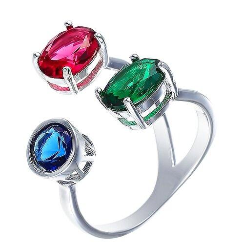 ELEMENT47 Кольцо из серебра 925 пробы с фианитами WR25926-BW3-001-WG, размер 16.25- преимущества, отзывы, как заказать товар за 3744 руб. Бренд ELEMENT47