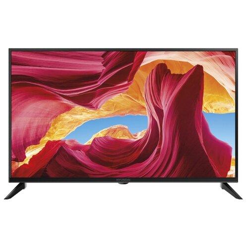 Фото - Телевизор Hyundai H-LED43ET3003 43 (2019) черный телевизор hyundai 40 h led40et3000 metal черный