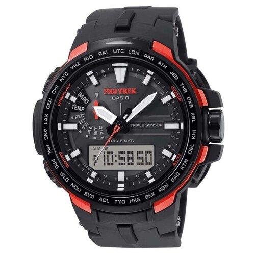 Наручные часы CASIO PRW-6100Y-1E casio prw 2500 1e