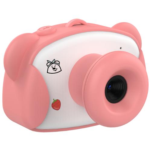 Фотоаппарат Lumicube Lumicam DK01 розовый