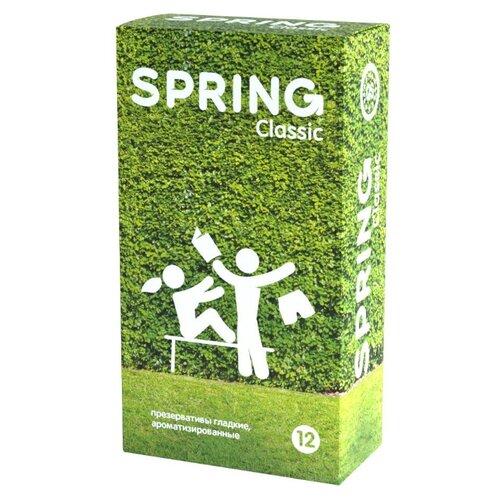 Презервативы Spring SPRING CLASSIC (12 шт.) 2016 spring