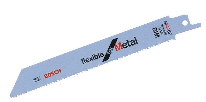 Пильное полотно для сабельной пилы BOSCH S922BF