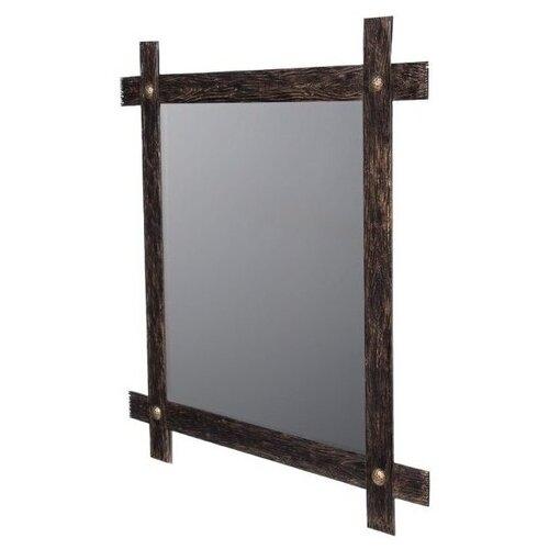 зеркало runden v20101 кора Зеркало RUNDEN Кора II золото коричневый прямоугольное