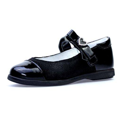 Туфли КОТОФЕЙ размер 25, черный туфли keddo размер 39 черный