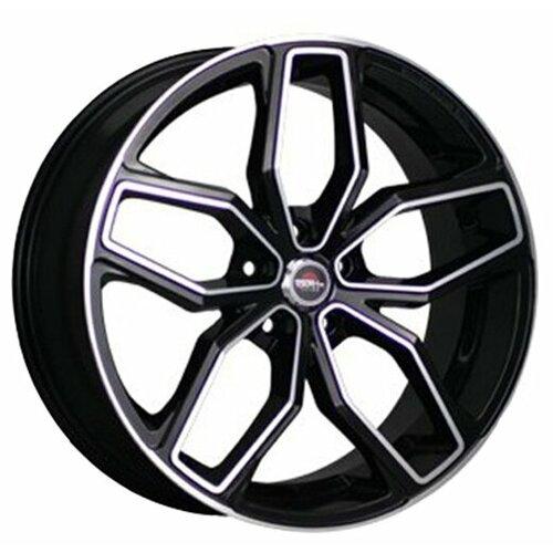 Колесный диск Yokatta Model-42 9.5x20/5x114.3 D66.1 ET50 BKF yokatta model 5 7x17 5x114 3 d64 1 et50 bkf
