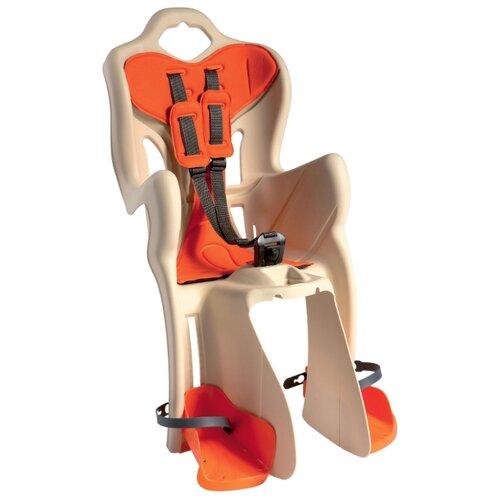 Фото - Заднее велокресло Bellelli B-One Standard Multifix кремовый заднее велокресло bellelli b one clamp серебристый