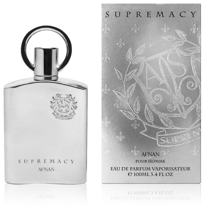 Парфюмерная вода AFNAN Supremacy Silver