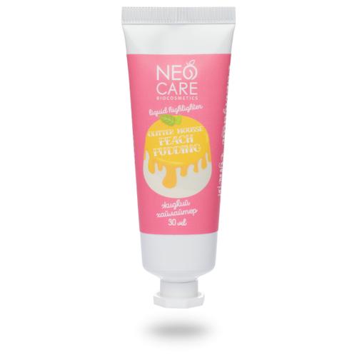 Фото - Neo Care Хайлайтер Glitter mousse peach pudding крем для рук neo care apricot mousse увлажняющий 30 мл