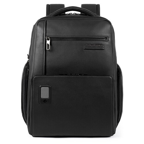 Рюкзак PIQUADRO Akron CA5104AO черный рюкзак piquadro ca4443br черный