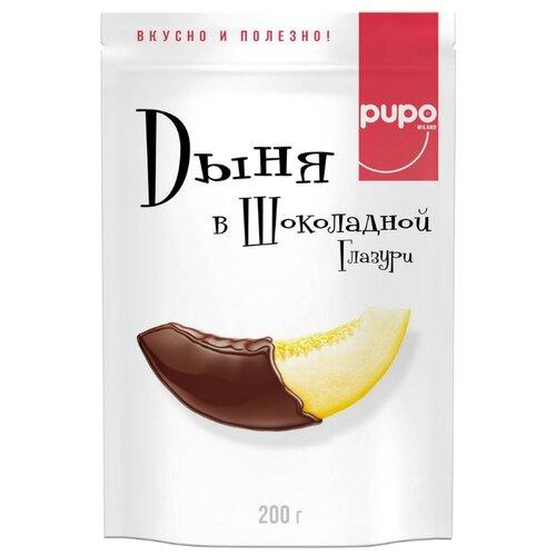 Дыня Pupo, темный шоколад, 200 г