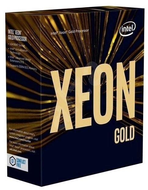 Процессор для серверов DELL Xeon Gold 5220 2.2ГГц [338-bsdi]