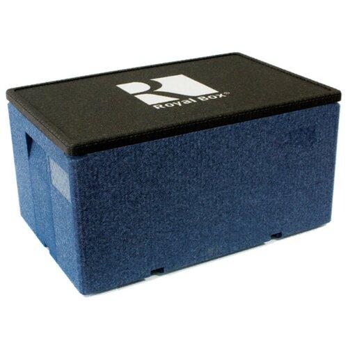 Royal Box Изотермический контейнер Unique синий 49 л