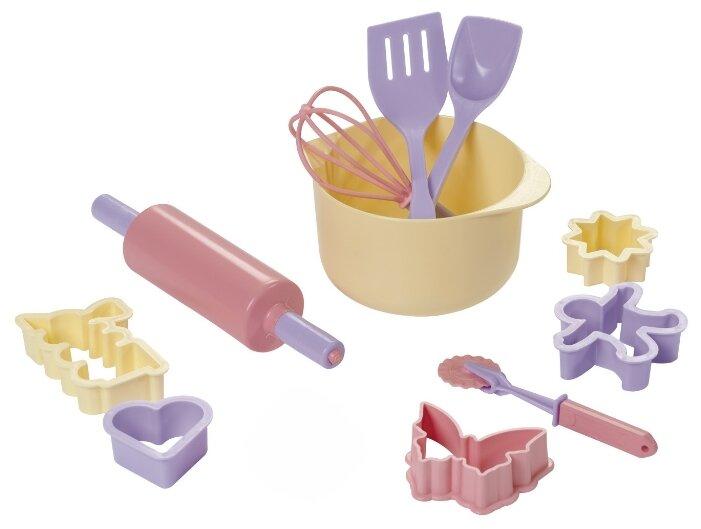 Набор посуды ОГОНЁК Кулинарный набор Маленькая принцесса