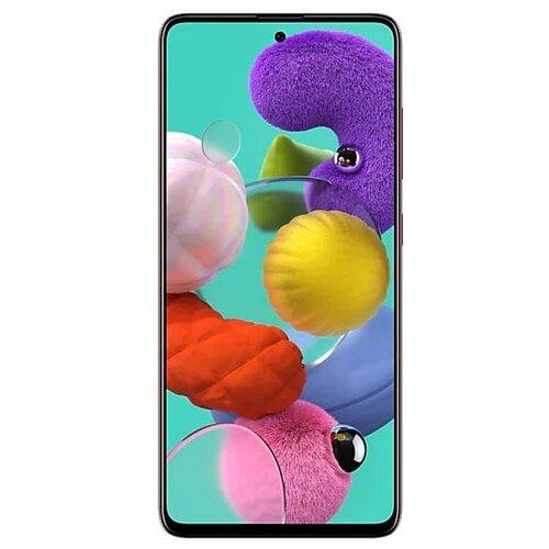 Смартфон Samsung Galaxy A51 64GB красный (SM-A515FZRMSER) смартфон samsung galaxy a30 2019 sm a305f 64gb красный