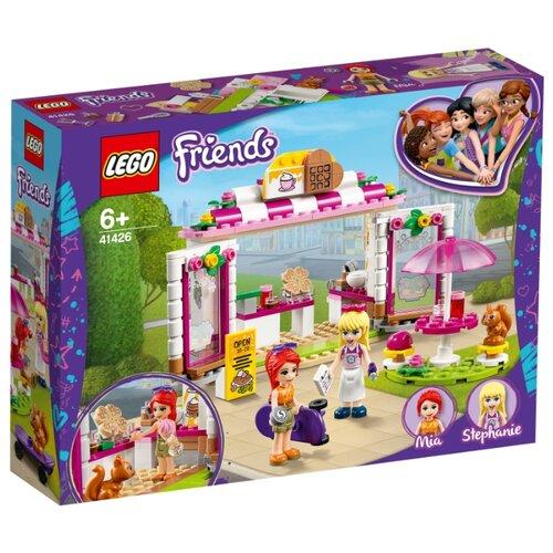 Конструктор LEGO Friends 41426 Кафе в парке Хартлейк Сити
