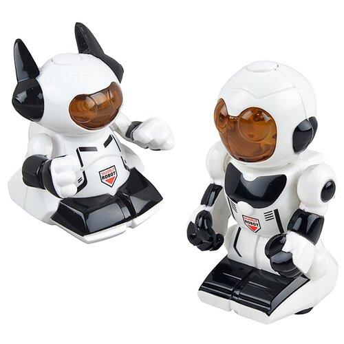 Робот Silverlit Mini Pals белый