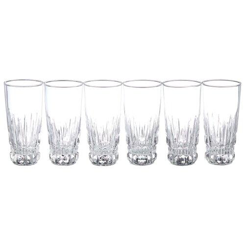 Luminarc Набор стаканов Император 6 шт 310 мл прозрачный